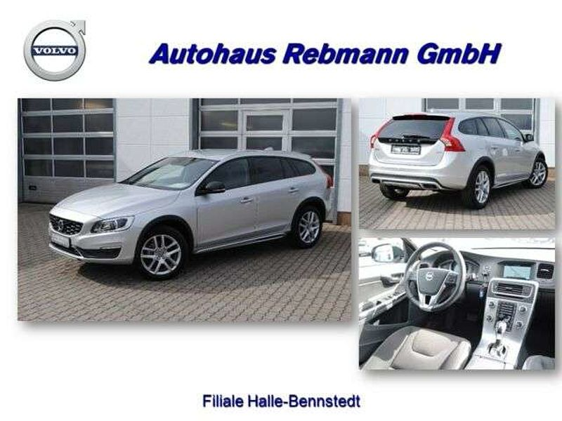 Volvo V60 Cross Country V60 D3 Cross Country Momentum Xenon*