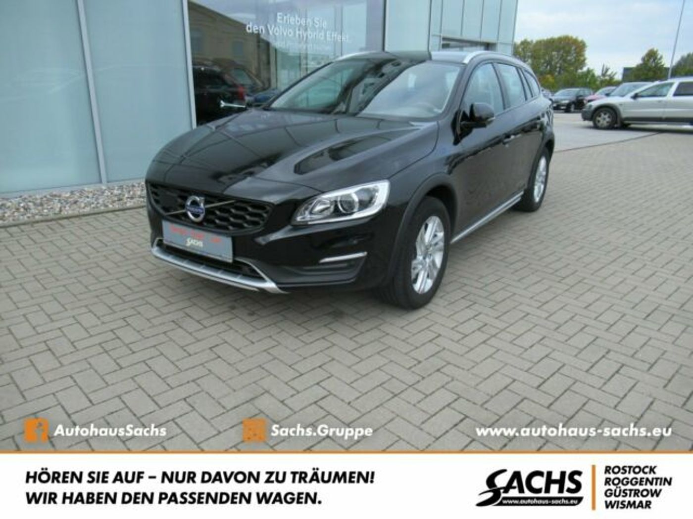 Volvo  D3 Automatik Cross Country