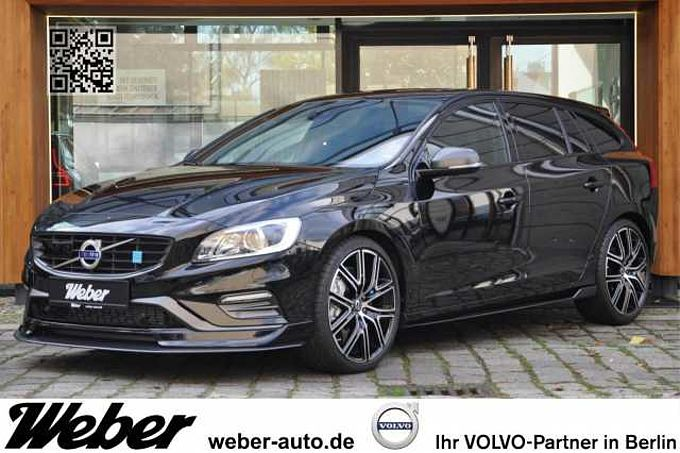 Volvo V60 POLESTAR *MY2018*OnCall*SH*SD*437 of 1500*