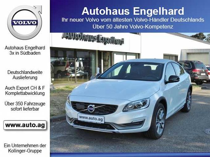 Volvo S60 Cross Country D4 AWD AUT VOLLAUSST ZINS 1,9%