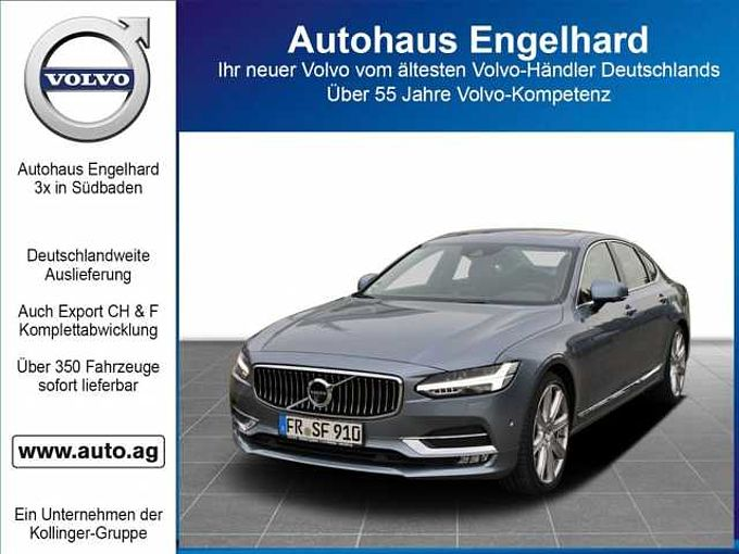 Volvo S90 D5 AWD INSCRIPTION 2JAHRE SELEKT